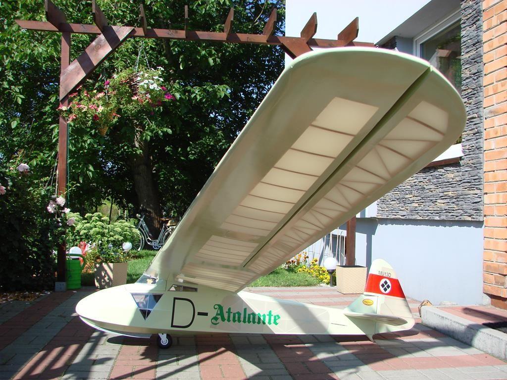 MU-13D Atalante - zdjęcie