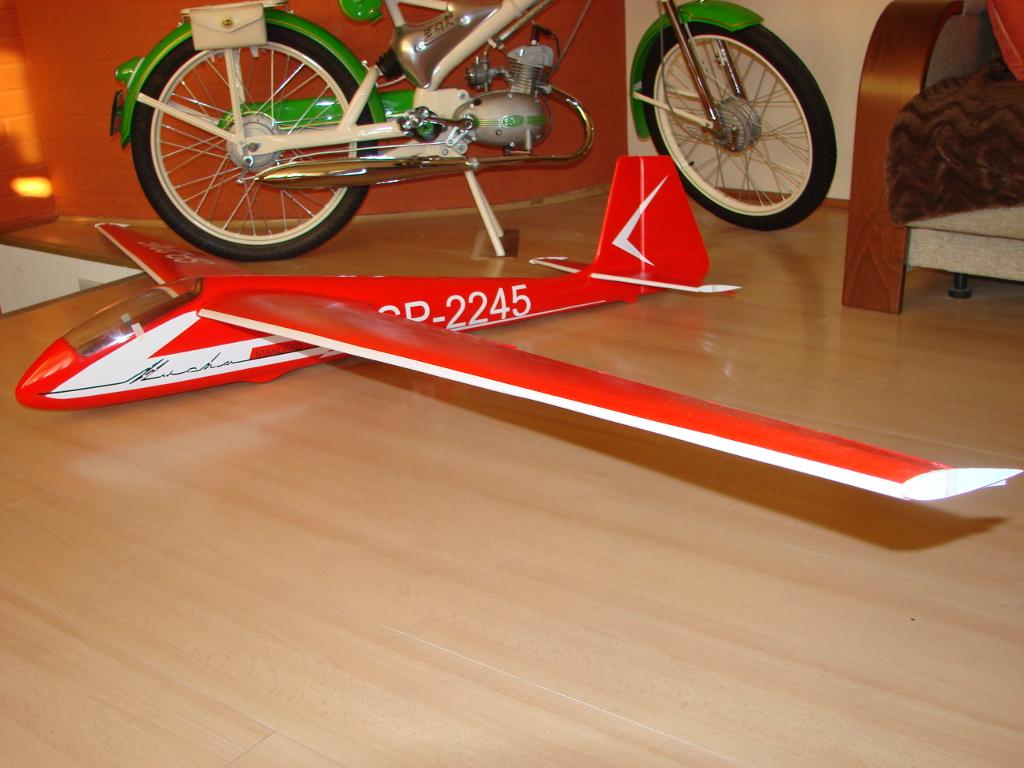 SZD-22 Mucha 3m