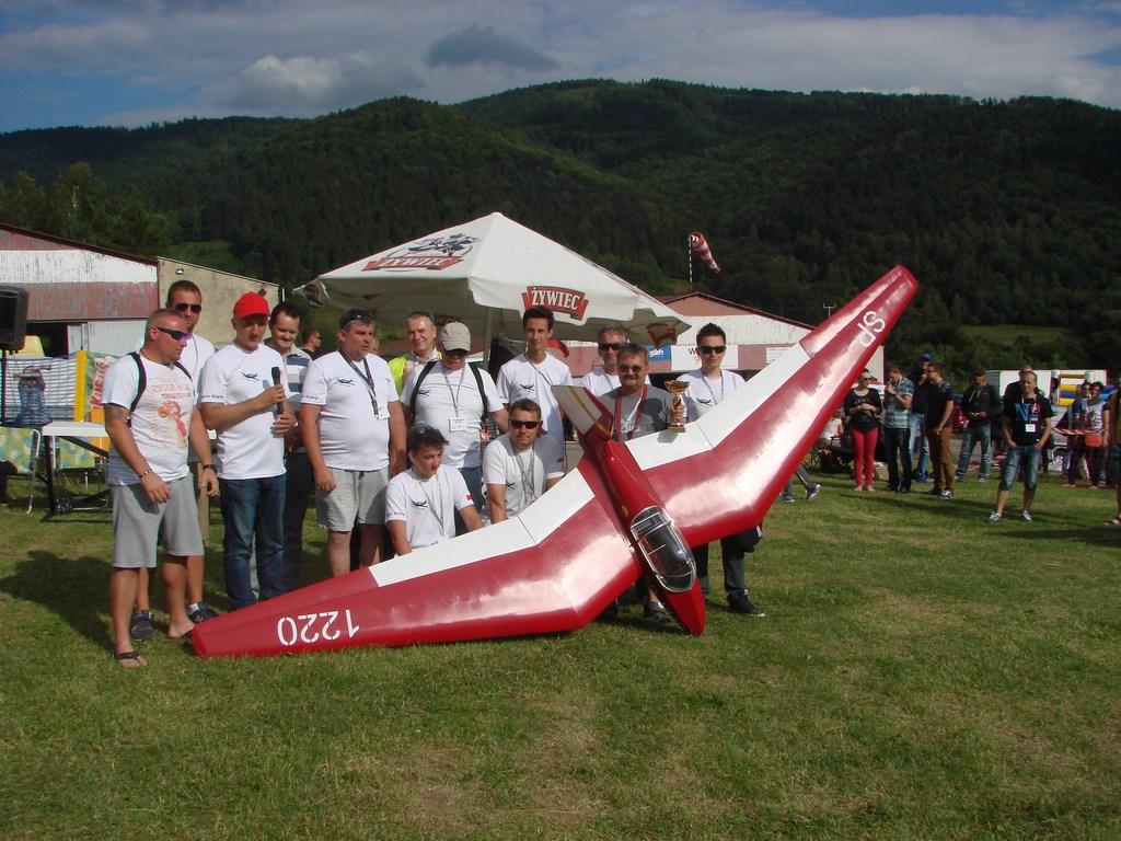 SZD-6X Nietoperz ARF
