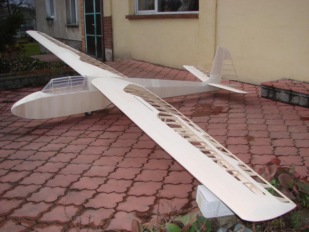 SZD-10 czapla ARF
