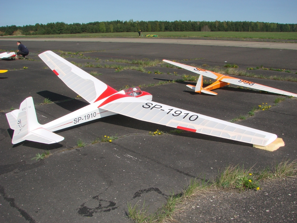 SZD-10 Czapla
