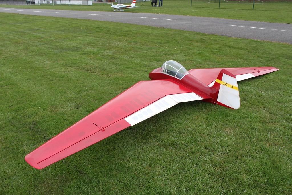 SZD-6X Nietoperz
