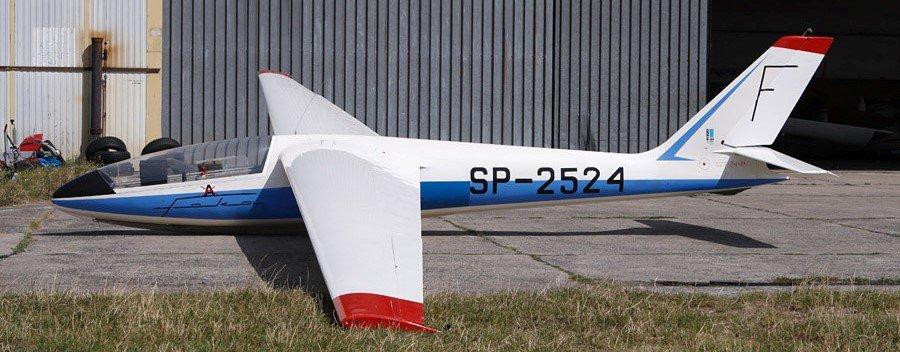 SZD-24 Foka 4 oryginał