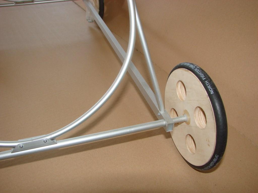 Wózek startowy