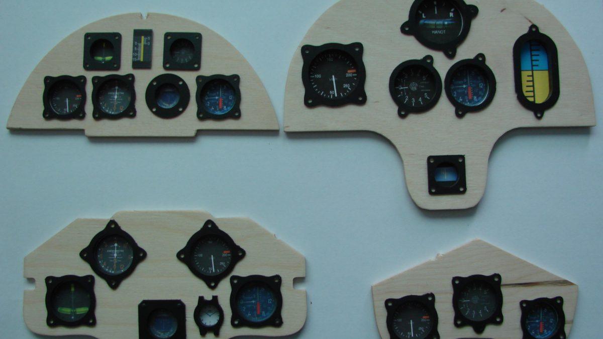 zegary do szybowców