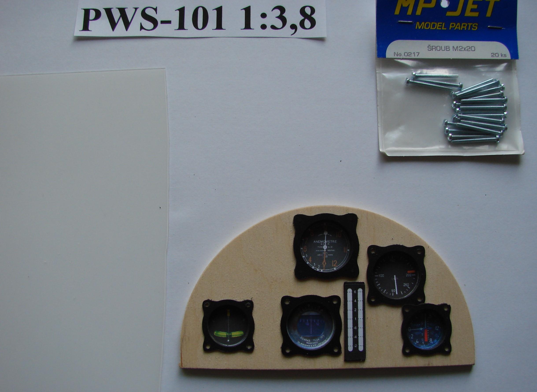 zegary pws-101 5m