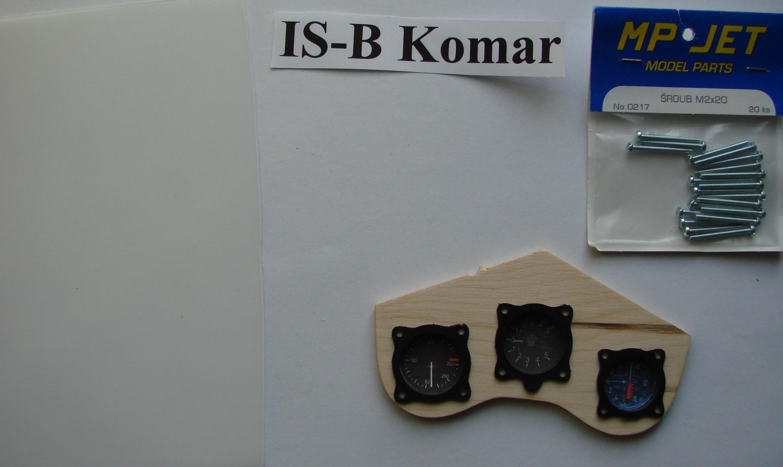 zegary IS-B komar