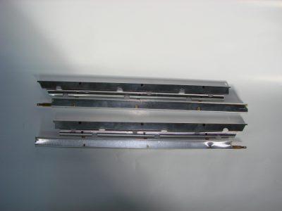 Brakes for model gliders