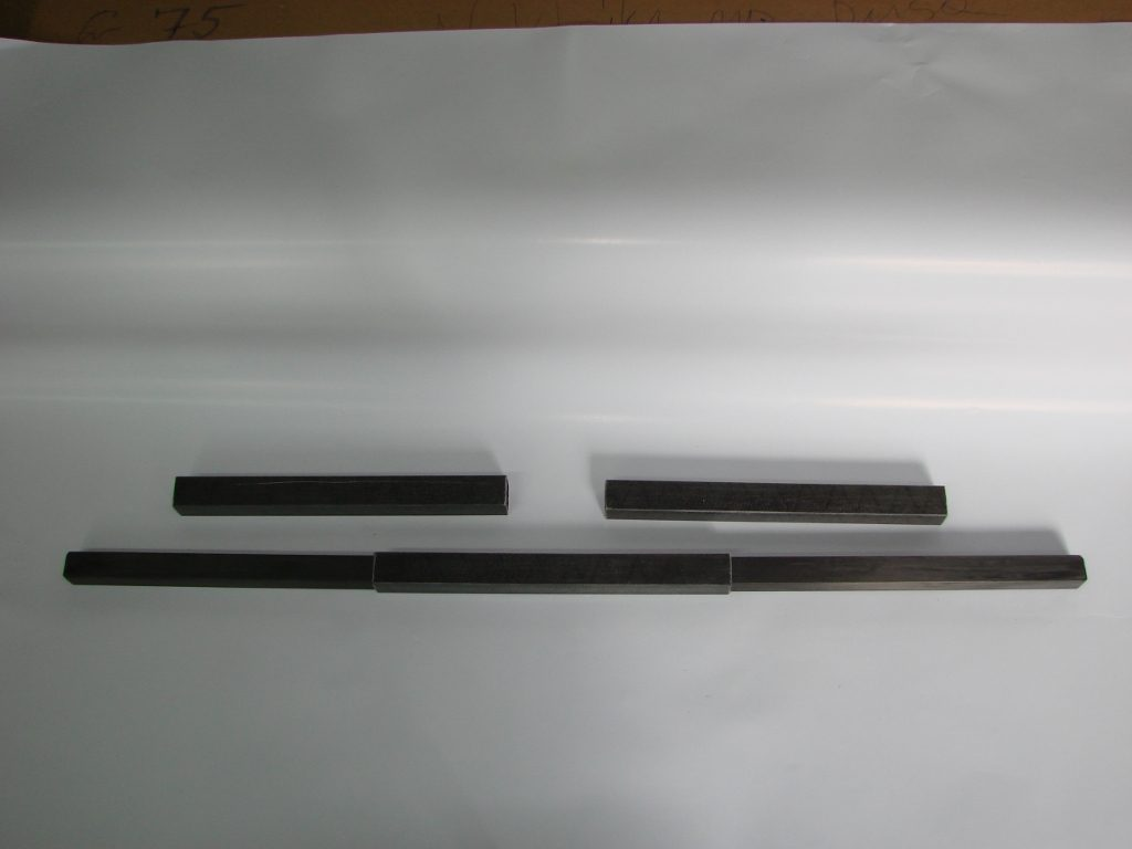 Carbon wing connector
