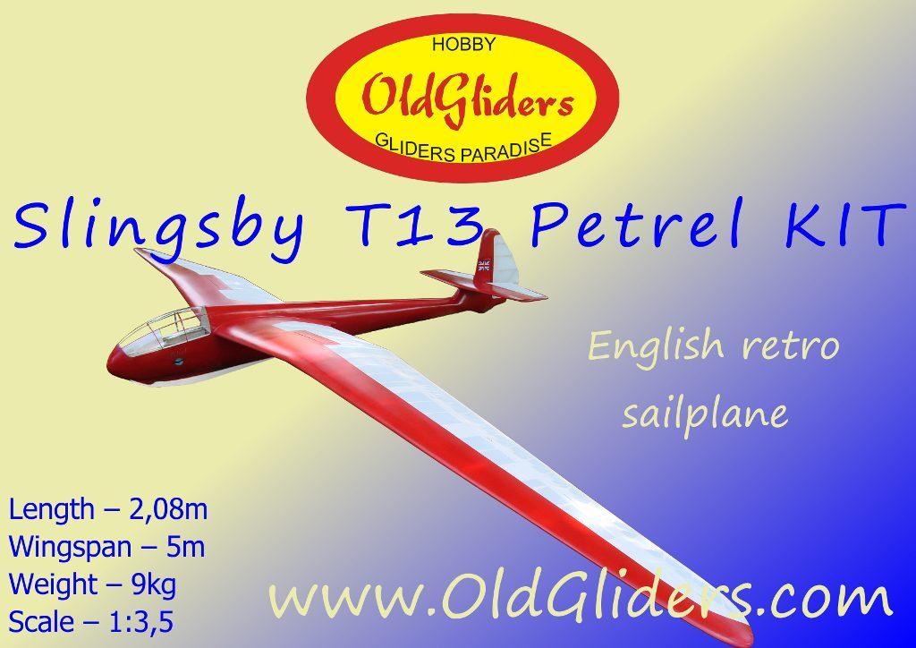 Slingsby T13 Petrel KIT