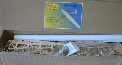 IS-B Komar 5,3m KIT