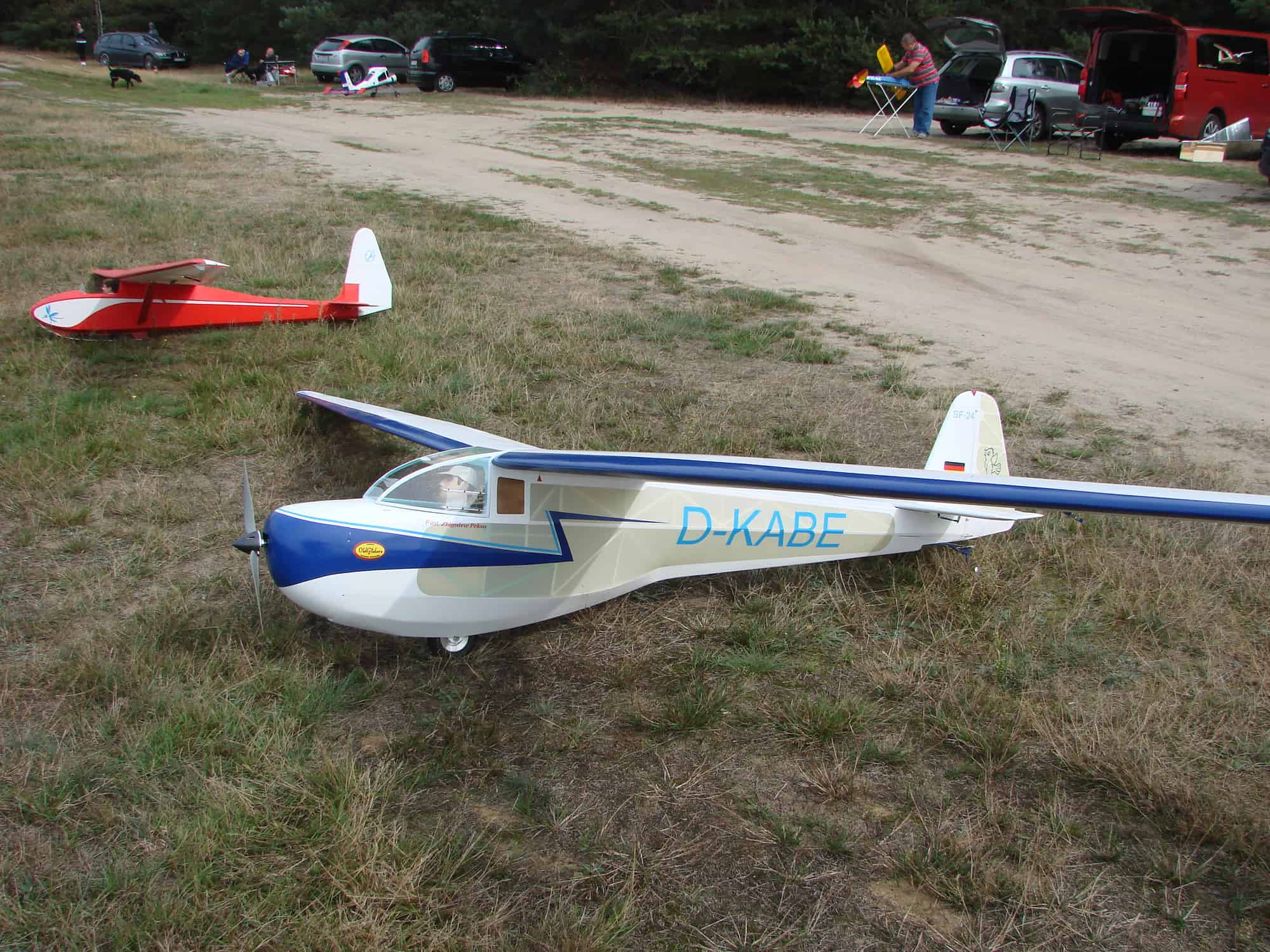 SF-24 Motorspatz ARF