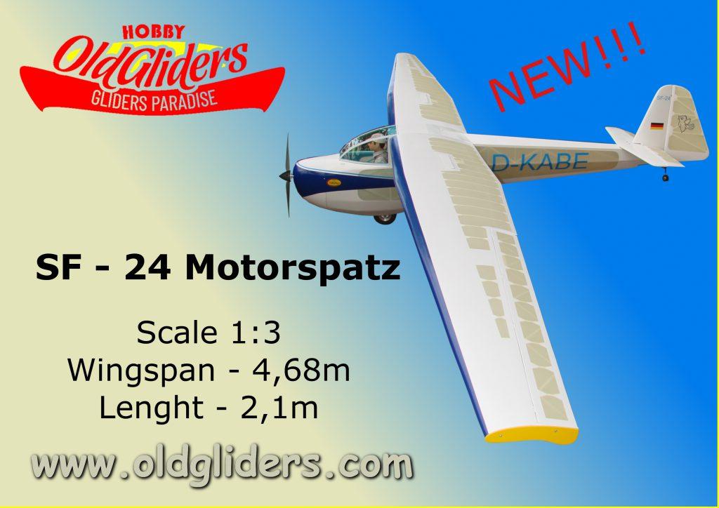 SF-24 motorspatz ulota