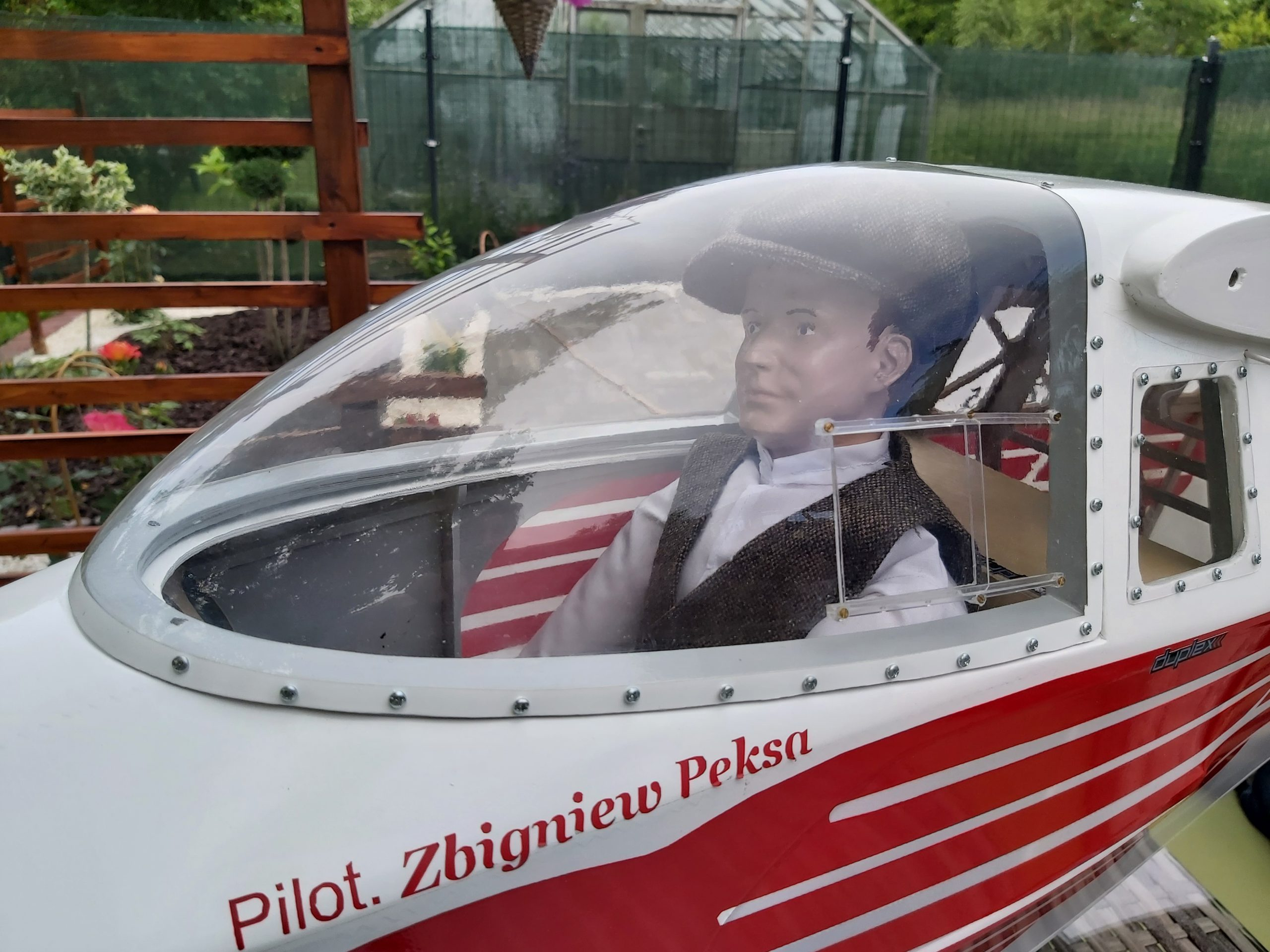 Pilot retro