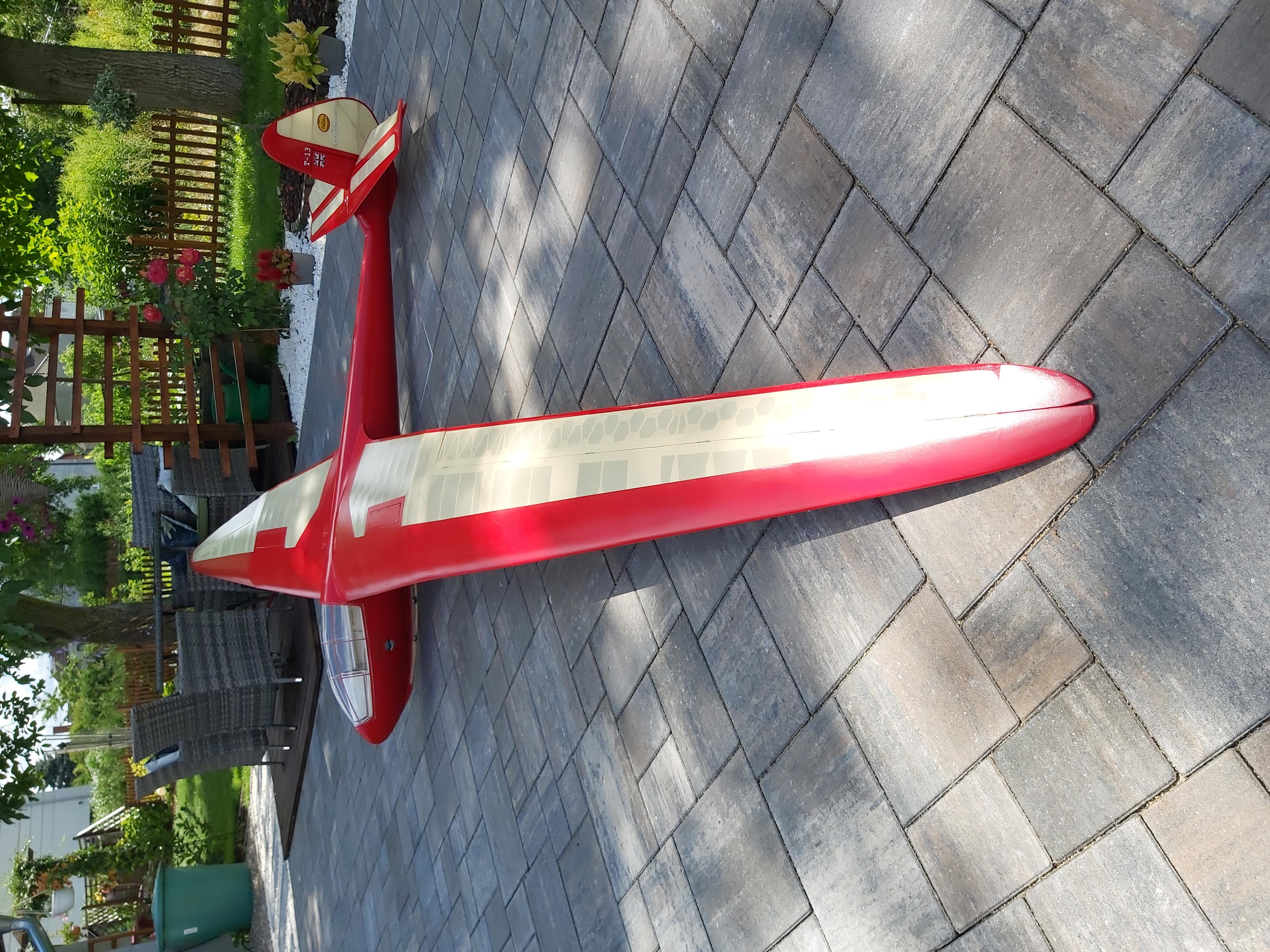 Slingsby T13 Petrel ARF